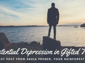 Existential Depression in Gifted Teens