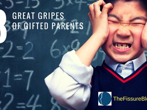 The 8 Great Gripes of Gifted Parents