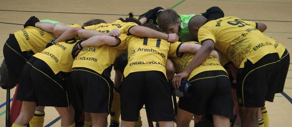 1.Herren holen die ersten Punkte in der 1.Bundesliga