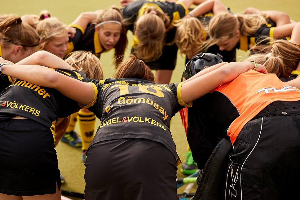 Unsere Mädchen A und unsere weibliche Jugend B spielen am Wochenende um die Berliner Meisterschaft!