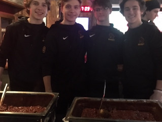 Chili Feed Fundraiser- Fun had by all!