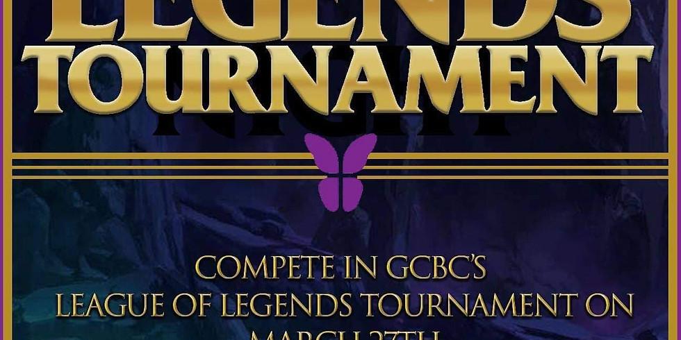 GCBC League of Legends 1st Invitational