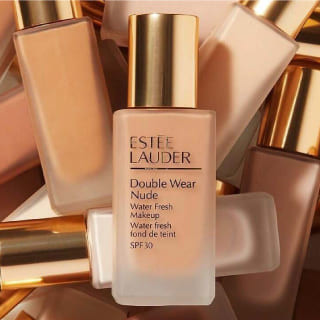 Double Wear Nude Water Fresh SPF 30. Estee Lauder.