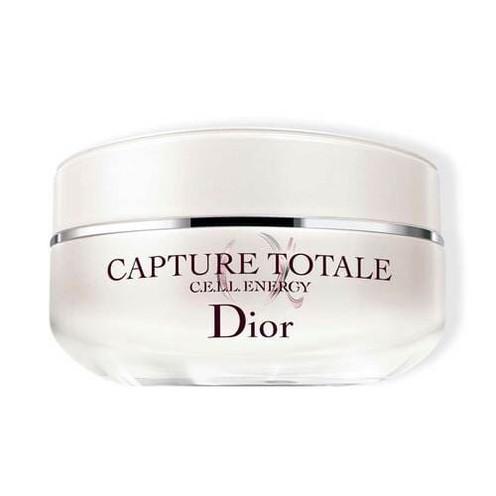 CAPTURE TOTALE CELL ENERGY CREAM. La mejor crema antiedad global nacida de la investigación de las células madre y de la especialización floral de Dior.
