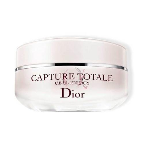 DIOR CAPTURE TOTALE CELL ENERGY EYE CREAM.  La mejor crema contorno de ojos antiedad global nacida de la investigación de las células madre y de la especialización floral de Dior.