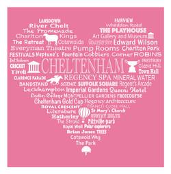 Cheltenham Heart - Rose
