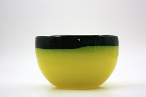 BOLD: Jade and Yellow