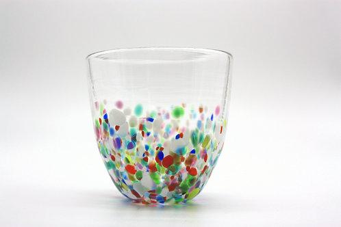 Spot Tumbler: Multi Coloured