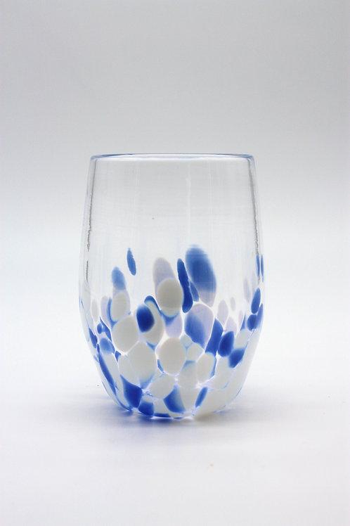 Spot Tumbler: Blue