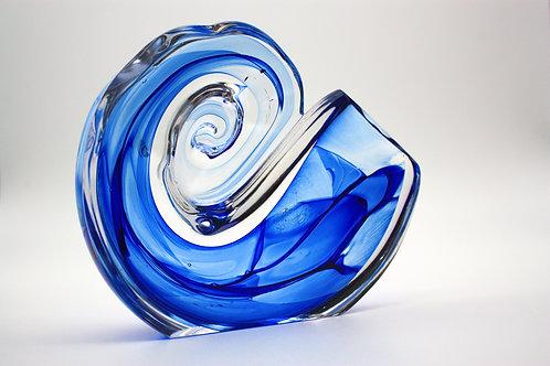 Nautilus: Cerulean Blue