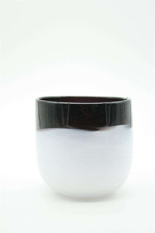 BOLD Tumbler: Black and White