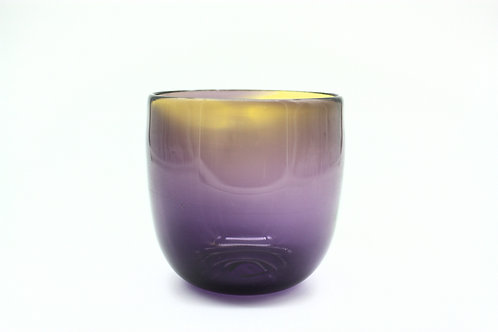 BOLD Tumbler: Gold and Purple