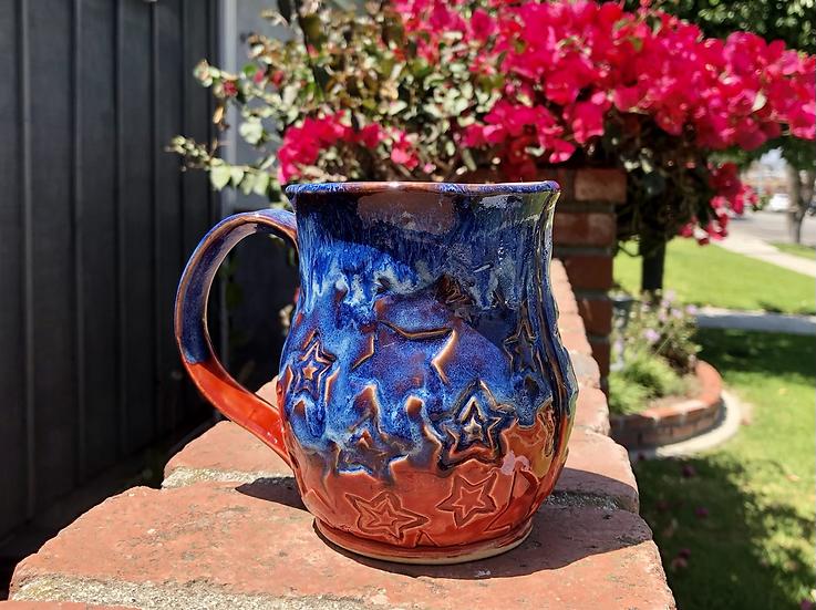 Star Spangled Mug