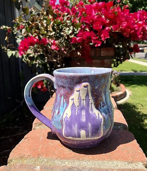 Magical Fairytale Castle Mug