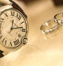 時計・指輪
