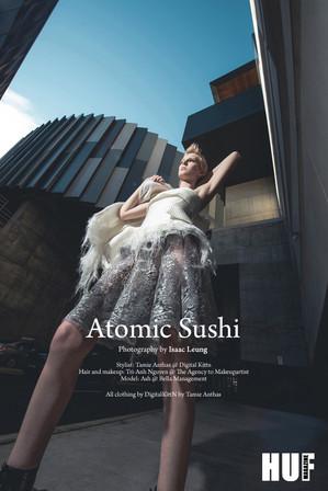 Atomic Sushi II