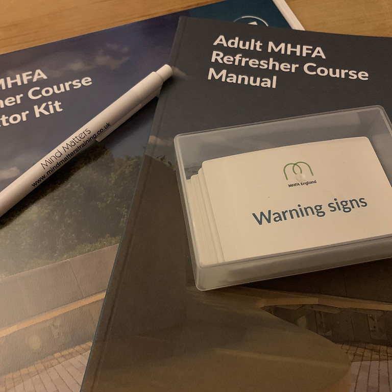 Adult MHFA Refresher