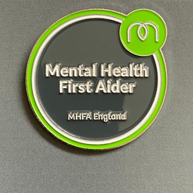 Mental Health First Aid - Online November 2021
