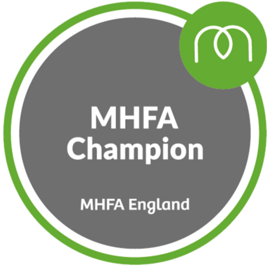 Adult Mental Health Champion Course - 21st July 2021