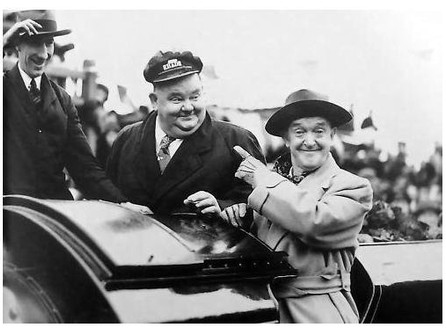 RH&D Exclusive Laurel & Hardy event