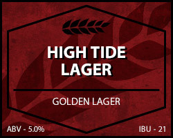 High Tide Lager
