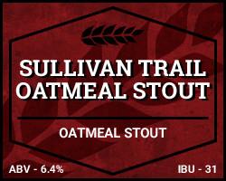 Sullivan Trail Oatmeal Stout