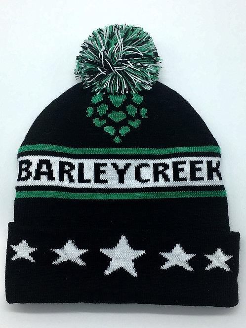 Barley Creek Knit Hat