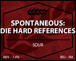 Spontaneous: Die Hard References