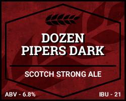 Dozen Pipers Dark