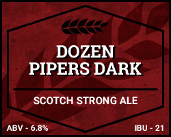 Dozen Pipers Dark