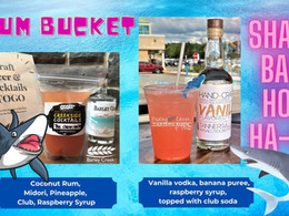 Shark Bait, Chum Bucket and a Brand New Brew