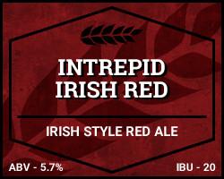 Intrepid Irish Red