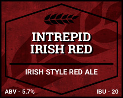 Intrepid Irish Red