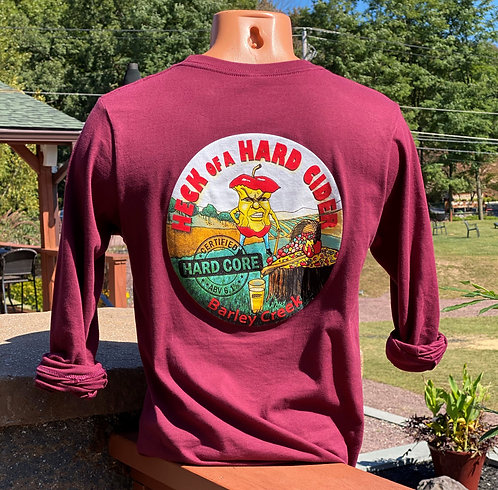 Heck of a Hard Cider LS Tee