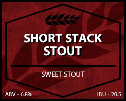 Short Stack Stout