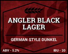 Angler Black Lager