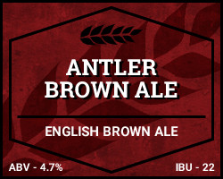 Antler Brown Ale