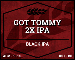 Got Tommy 2X IPA