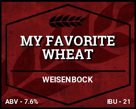 My Favorite Wheat