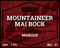 Mountaineer Mai Bock
