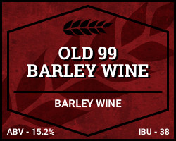 Old 99 Barley Wine