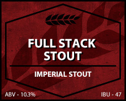 Full Stack Stout