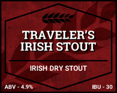 Traveler's Irish Stout