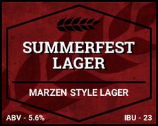 Summerfest Lager