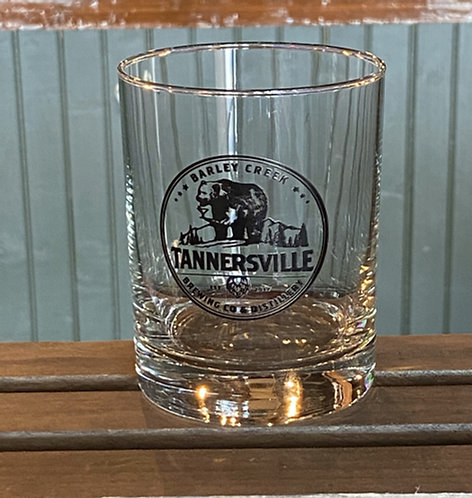 Barley Creek Distillery Rocks Glass