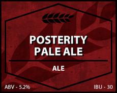 Posterity Pale Ale