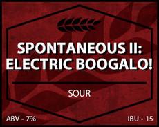 Spontaneous II: Electric Boogalo!
