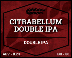 Citrabellum Double IPA
