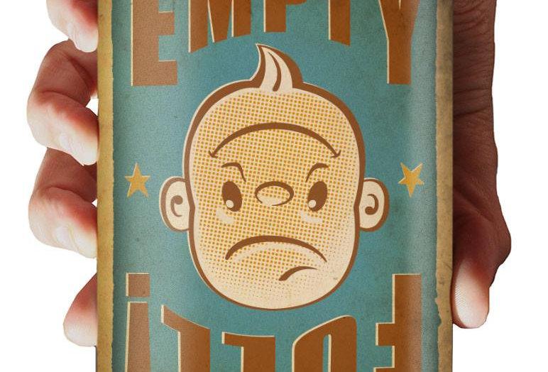 Full Empty Flask