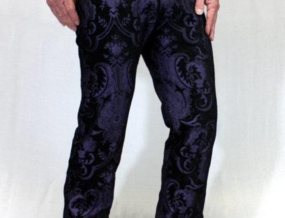 Purple Shrine Pants